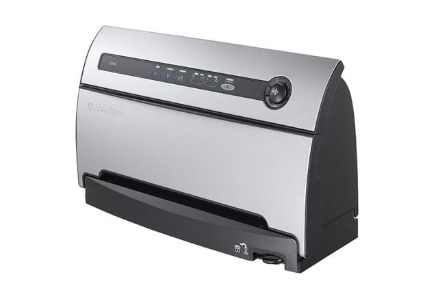 Foodsaver v3840 : un appareil sous vide tout automatique et haut de gamme
