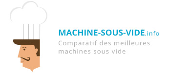 Machine sous vide : Comparatif 2018 - machine-sous-vide.info